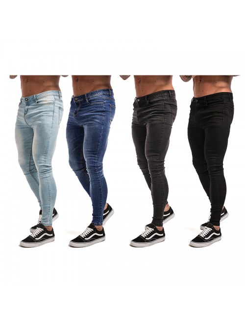 Skinny Jeans For Men  Hip Hop Stretch Jeans