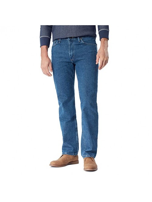 Men's Classic 5-Pocket Regular Fit  Jeans