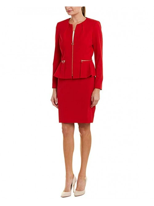Womens Skirt Suit